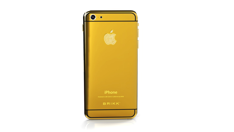 Lux iPhone 6 Case, Brikk