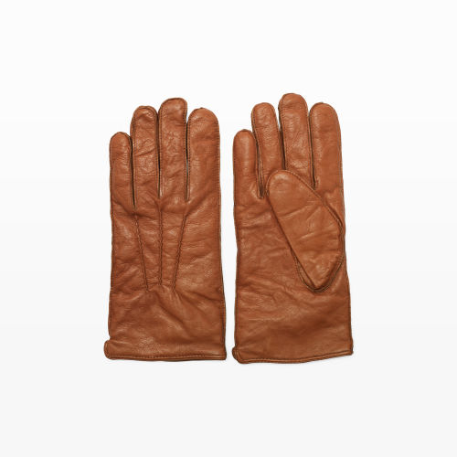 Washed Leather Gloves from Club Monaco