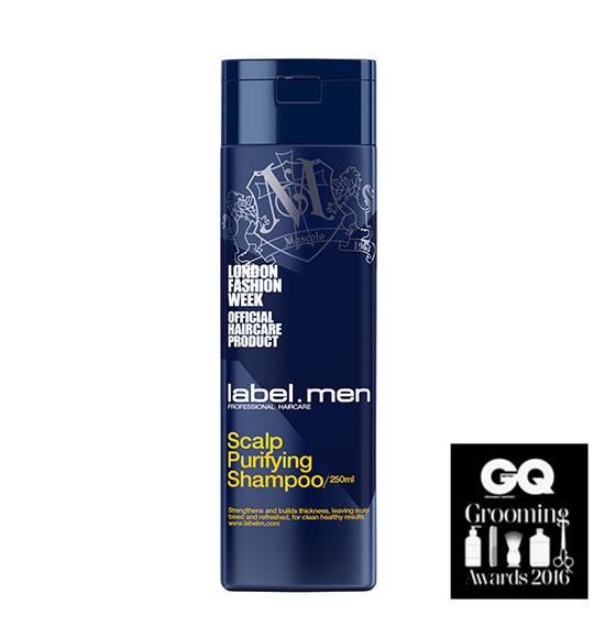 Label.men Scalp Purifying Shampoo - Main Image