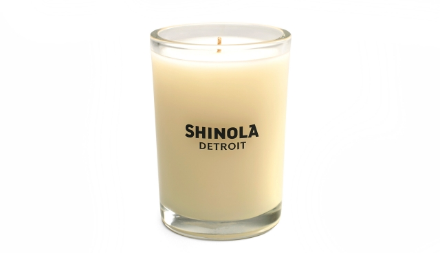 Shinola Candle
