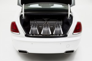 Rolls Royce Wraith Luggage - Main Image
