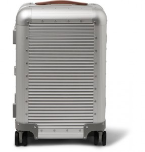 Spinner Aluminium Carry-On, Fabbrica Pelletterie Milano