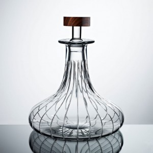 Trafalgar Captain's Decanter by Linley