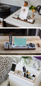 Gather desk tidy