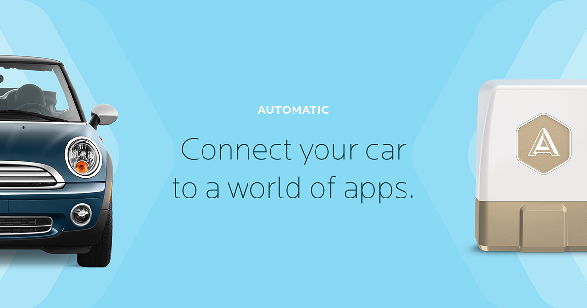 Connected car adaptor, Automatic Labs