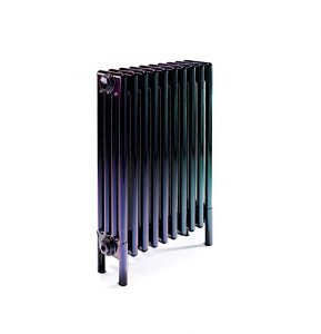 Bisque radiator iridescent