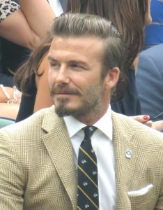Beckham fashion icon