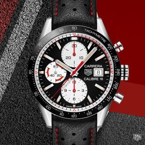Carrera Calibre 16 Chronograph Collection
