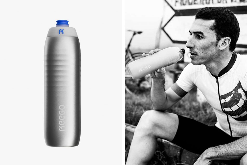 Keego Water Bottle | Running