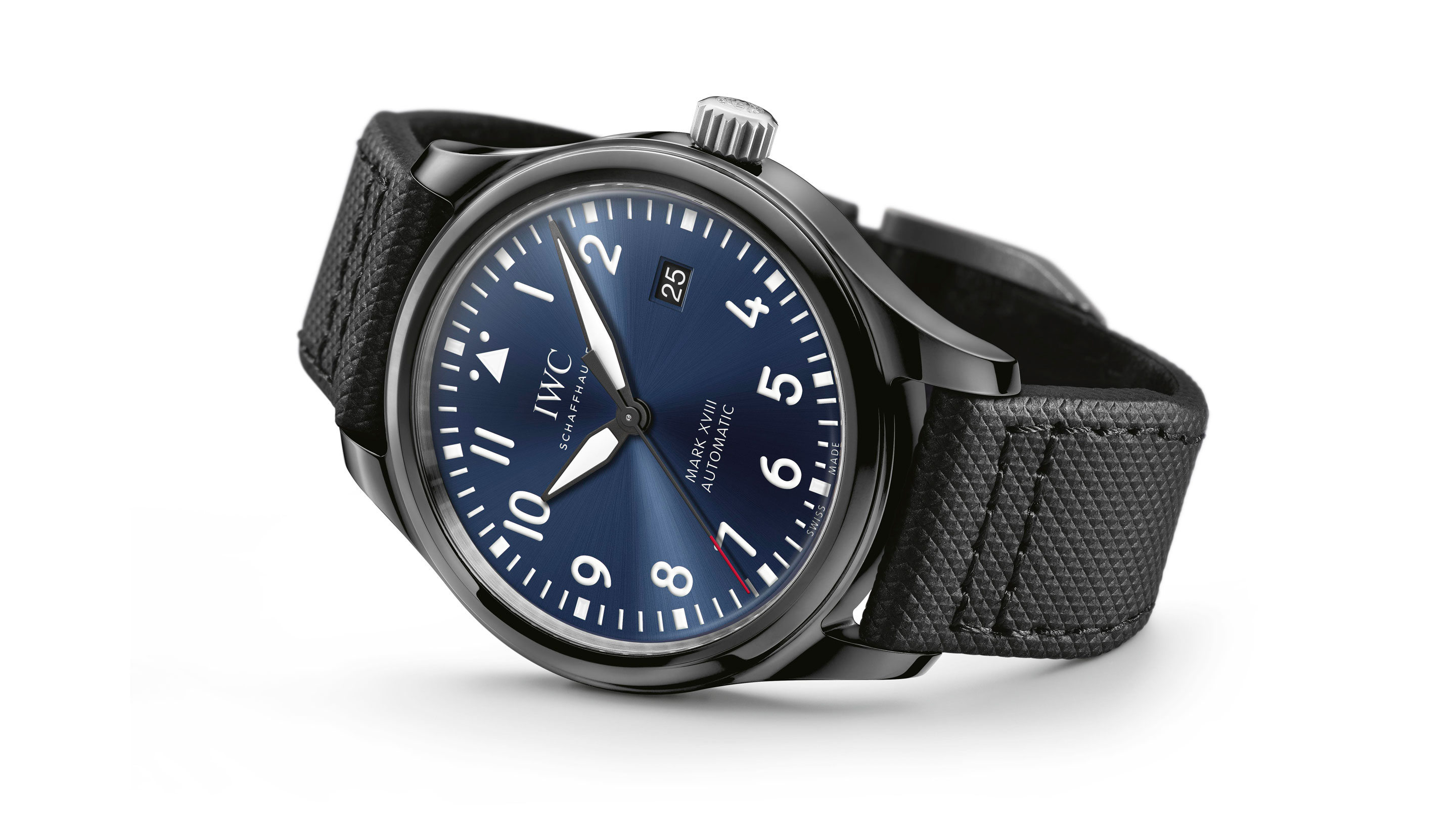 "The Pilot's Watch Mark XVIII Edition ""Laureus Sport for Good Foundation"""