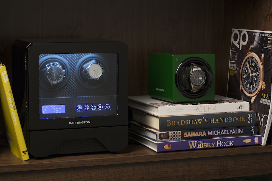 Barrington Automatic Watch Winder