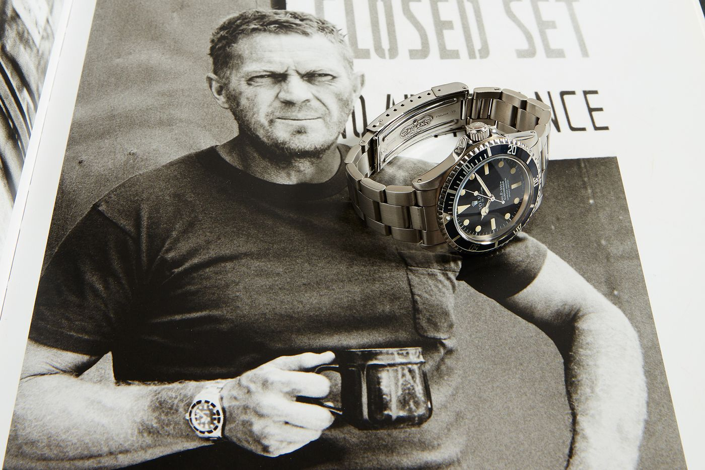 Phillips Steve Mcqueen Rolex Submariner