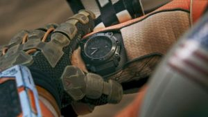 Hamilton Khaki Watch in the Martian