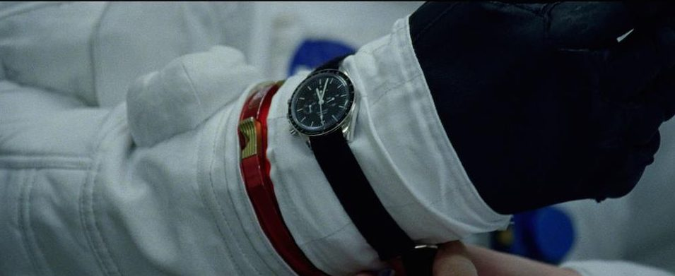 Omega Speedmaster in First Man