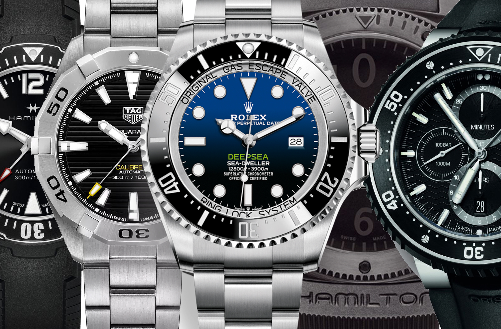 6 Best Waterproof Watches for Men To Invest In