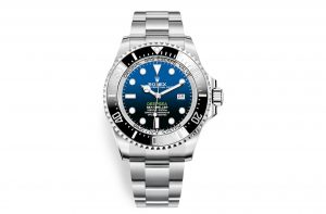 Rolex Deepsea D Blue Dial Diver Watch