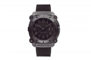 Mens Hamilton Khaki Below Zero Watch for Men