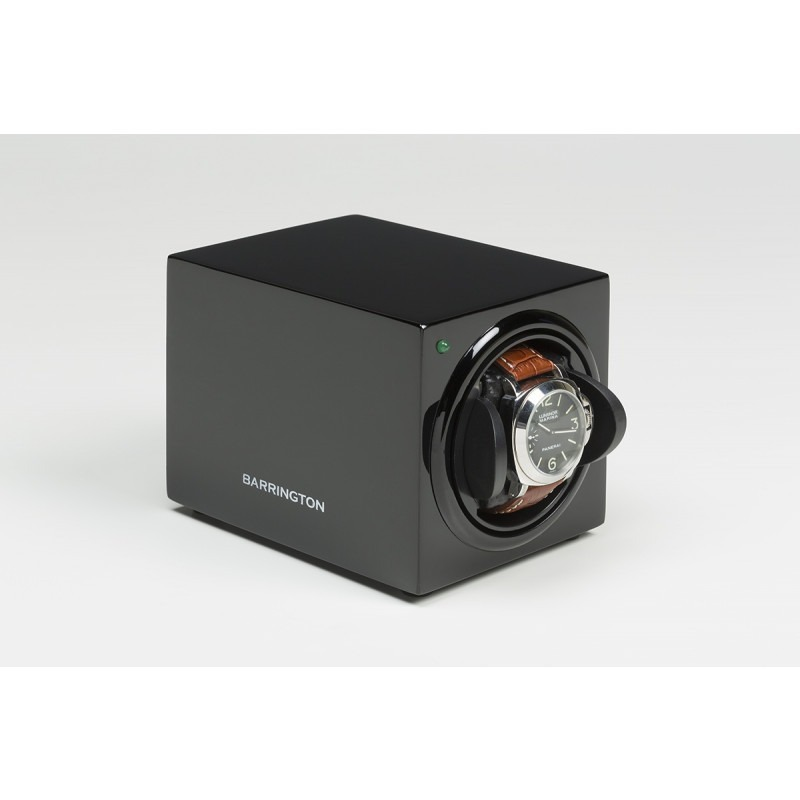 Single Watch Winder - Shadow Black - Refurbished 005