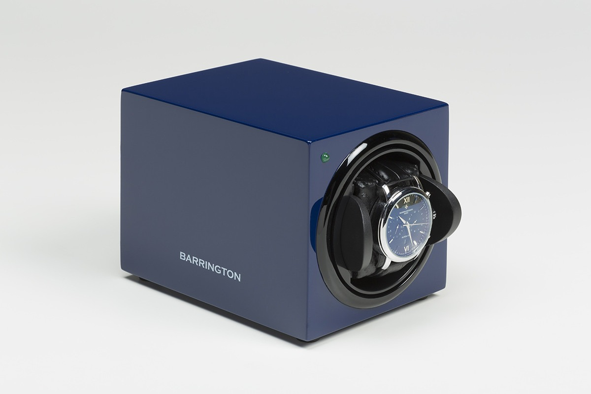 Barrington Single Winder - Midnight Blue