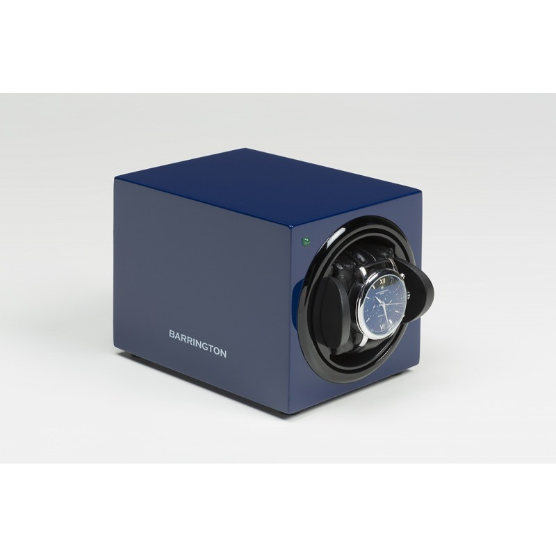 Single Watch Winder - Midnight Blue - Refurbished A3