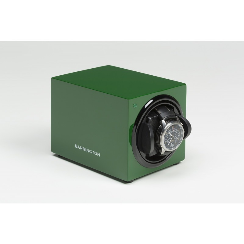 Single Watch Winder - Racing Green - Refurbished A2