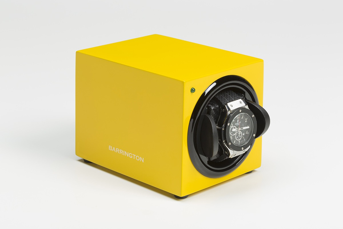Barrington Single Winder - Electric Yellow