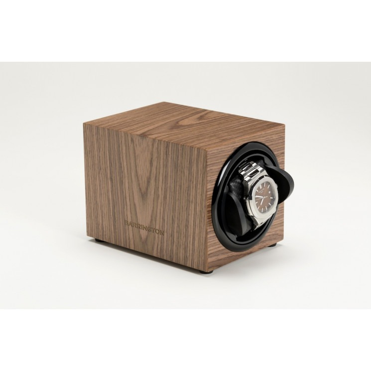 Barrington Special Edition Single Winder - American Walnut (unvarnished)